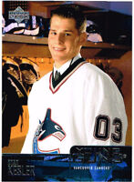 2003 Ryan Kesler Upper Deck Young Guns Rookie #454