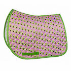Lettia Embroidered Avocado Baby Pad Saddle Liner