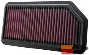 K&N Replacement Air Filter For KIA SOUL 1.6L, 2.0L-L4 2010 33-2960