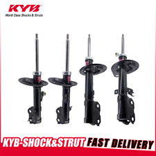 Fits TOYOTA CAMRY HYBRID 12-15 Shock Struts X4 - 2 Front + 2 Rear - KYB Excel-G