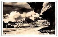 RPPC US Highway 70 Crossing the Cumberlands, TN Real Photo Postcard *5P1
