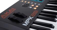 Akai Professional MPK261 61-key MIDI keyboard controller with performance pads