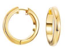 Esprit Ohrringe ESCO11781B000 Damen Creolen pure Gold Edelstahl