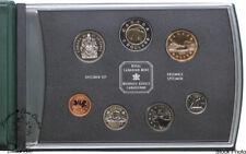 Canada 2000 Bear Specimen Coin Set