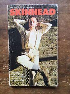 Skinhead Richard Allen Book 1972 Edition