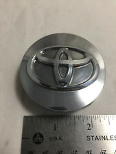 Toyota Corolla Venza Sienna Avalon Wheel Center Hubcap 62mm Cap OE OEM Chrome
