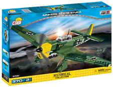 Junkers JU 87 B 'Stuka' - COBI 5705 - 370 brick dive bomber