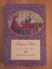 Brand New Little Men by Louisa May Alcott Paperback Classic Book Novel