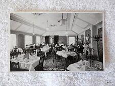 Dining Room King's Arms Hotel, LOCKERBIE Postcard