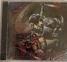 Danzig -Thrall-Demonsweatlive CD 1993 EP Def American Recordings ‎– 9 45286-2