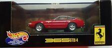 Hot Wheels Red Ferrari 365 GTB/4 1:43