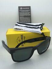 Polarized VONZIPPER Sunglasses VZ ELMORE Black Frame w/ WildLife Grey Lenses
