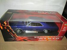 AMERICAN MUSCLE ERTL XXX movie  XANDER CAGES 1967 PONTIAC GTO BLUE NICE