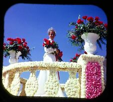 View-Master Reel 1975-3 ROSE COURT Festival - PORTLAND Oregon Custom unique rare
