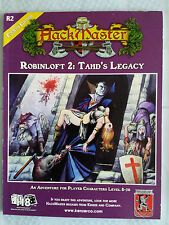 Robinloft 2 tahds legacy 4E d&d parodie fantasy rpg gn kener co livre