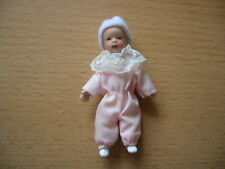 Reutter Porzellan Babyfigur Baby Doll Figurine Puppenstube  Art 1.780/4 1:12