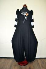 Estilo De Capas Mono de ensueño Amplios ballon-stil Corte Profundo BLACK