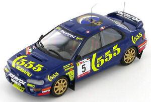 Subaru Impreza Sainz Winner TAP Rally Portugal 1995 1:43 (Trofeu)