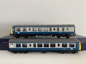 Bachmann 32-902 Class 108 2-car DMU BR Blue & Grey - DCC ready
