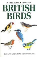 Field Guide to Birds,Walter Cerny
