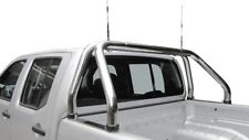 Arceau de sécurité 76 mm (Réglable De 1500-1680 mm) Isuzu D-Max Pick-Up Roll Bar v2a