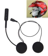 Interfono auricolare bluetooth cuffie microfono x casco moto scooter ios android