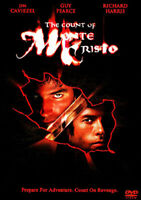 The Count of Monte Cristo (2002 Guy Pearce) DVD NEW