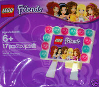 LEGO Friends & Chima seltene Sets Promotionals Exklusiv Sets Polybag