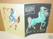 Vintage,Book,Magazine,Arizona Highways,Indians,Culture