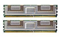 NOT FOR PC! 8GB 2x4GB PC2-5300 ECC FBDIMM IBM x3500 Type 7977 Equivalent 46C7420