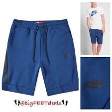 NWT Sz XXL NikE SportsTech Fleece Shorts Jordan Costal Blue/Black NSW ACG Lab