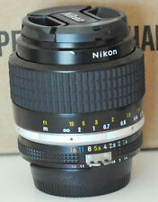 Nikon Nikkor 35mm F1.4 AI-S Lens Mint 2nd