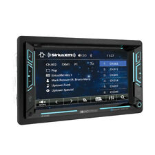 NEW Soundstream Double 2 DIN VR-63XB DVD/CD/MP3 Player Bluetooth USB SD SiriusXM