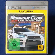Ps3-PlayStation ► Midnight club los angeles Complete Edition ◄