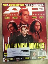 My Chemical Romance Alternative Press AP Magazine Issue #272.1 March 2011