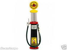 """Brand new! Gas Pump Series: """"Pennzoil"""" Brand Cylinder Style Pump 1/18 Scale"""
