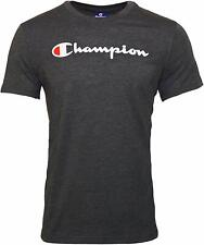 Champion TS 209492 Mens T Shirt Dark Grey Size XL