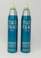 TIGI Bed Head Masterpiece Massive Shine Hairspray 9.5 oz **2-PACK**