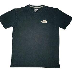 The North Face Classic Fit Mens Black T-Shirt Size Medium
