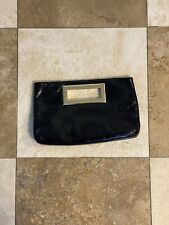 Michael Kors Berkeley Black Patent Leather Clutch
