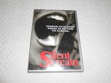 DVD- SILENT CREAM / TERROR SO SUDDEN THERE IS NO TIME TO SCREAM