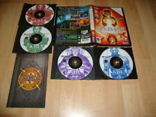FABLE THE LOST CHAPTERS RPG PARA PC CON 4 DISCOS USADO COMPLETO