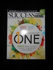 SUCCESS FROM HOME Magazine October 2015 Vol 11 Issue 10 Zurvita 1 zeal for life