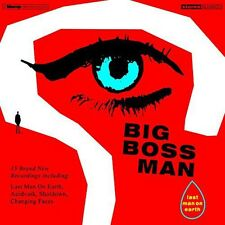 Big Boss Man, The Big Boss Man - Last Man on Earth [New CD] Jewel Case Packaging