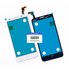 "TOUCH SCREEN VETRO SCHERMO ALCATEL ONE TOUCH PIXI 4 OT 5045 5045D 5"" BIANCO"