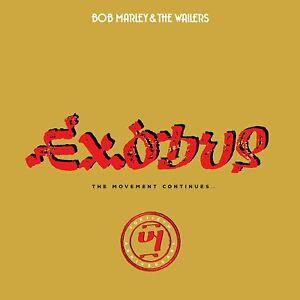 Bob Marley & The Wailers: Exodus, Fortieth Anniversary, 3CD set.New ex display.