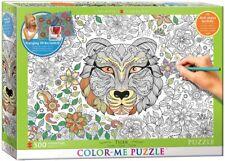 Eurographics Colour Me Tiger 500 Piece Jigsaw EG60550890