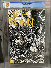 The Last Ronin # 2- IDW TMNT Convention Exclusive! CGC 10.0! Gem Mint!