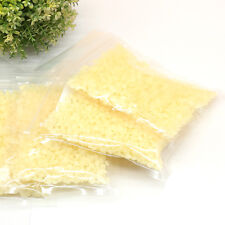 100 Organic Natural Pure Beeswax Pellets Honey Cosmetic Grade HIGH QUALITY