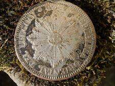 Ancien pendentif monnaie Republica Oriental Uruguay 1869